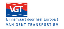 Sponsor van de Feyenoord Supportersvereniging: Van Gent Transport