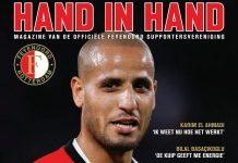 Cover Hand in Hand, november 2016